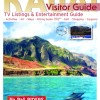 Publication Graphic Design & Printing Production Kauai – Aloha Kauai Visitor Guide