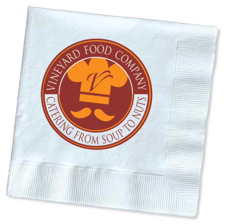 Napkin Graphic Design Hawaii – Vineyard Food Company | Art To Print