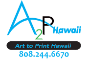Art 2 Print Hawaii