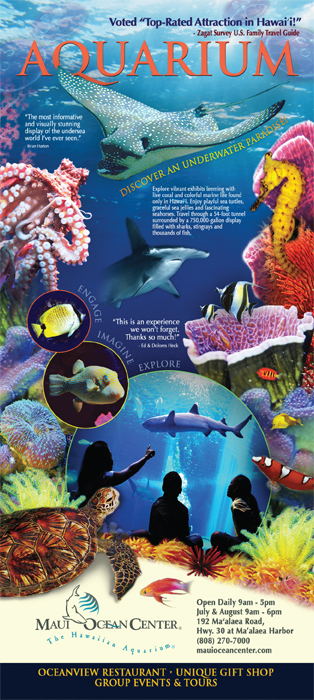 Maui ocean center discount coupons
